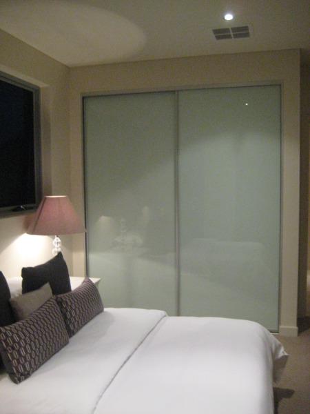 Mirror And Glass Wardrobe Doors